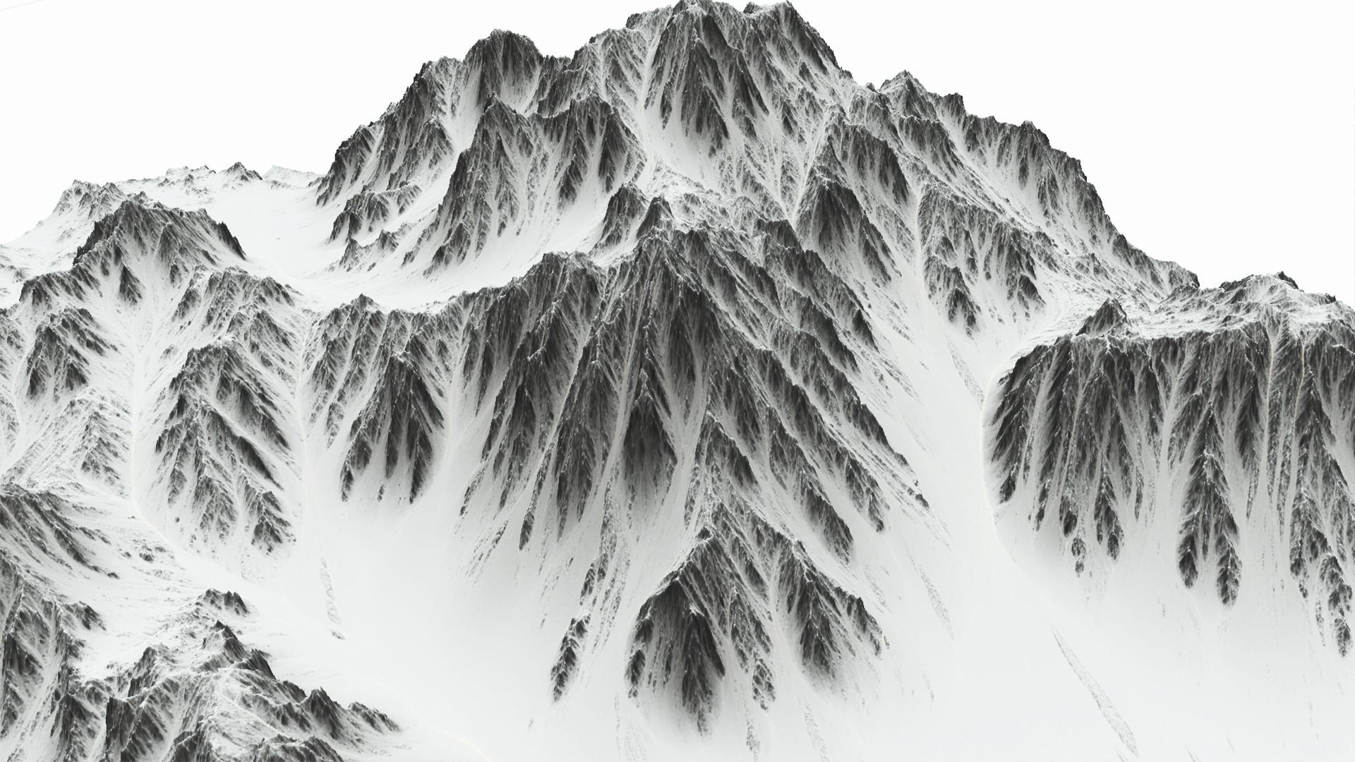 Junliang zhang snow mountain 04