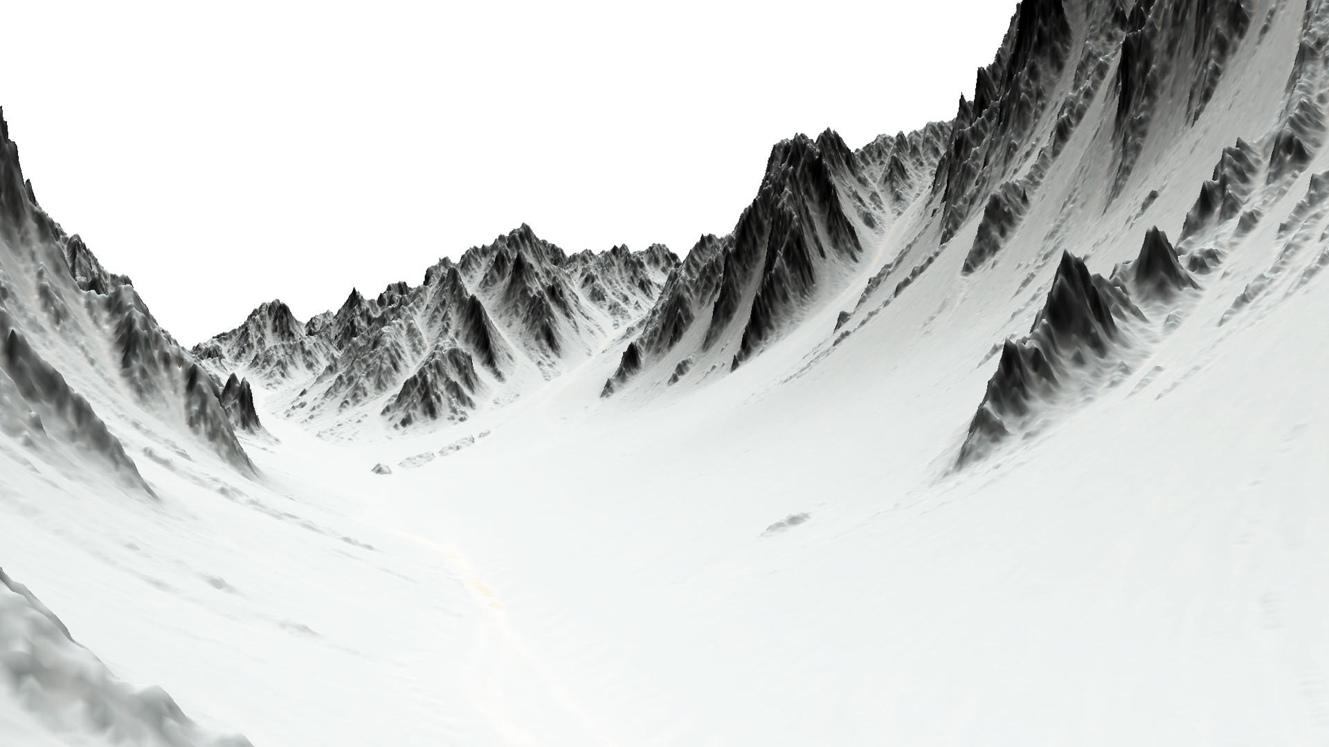 Junliang zhang snow mountain 01