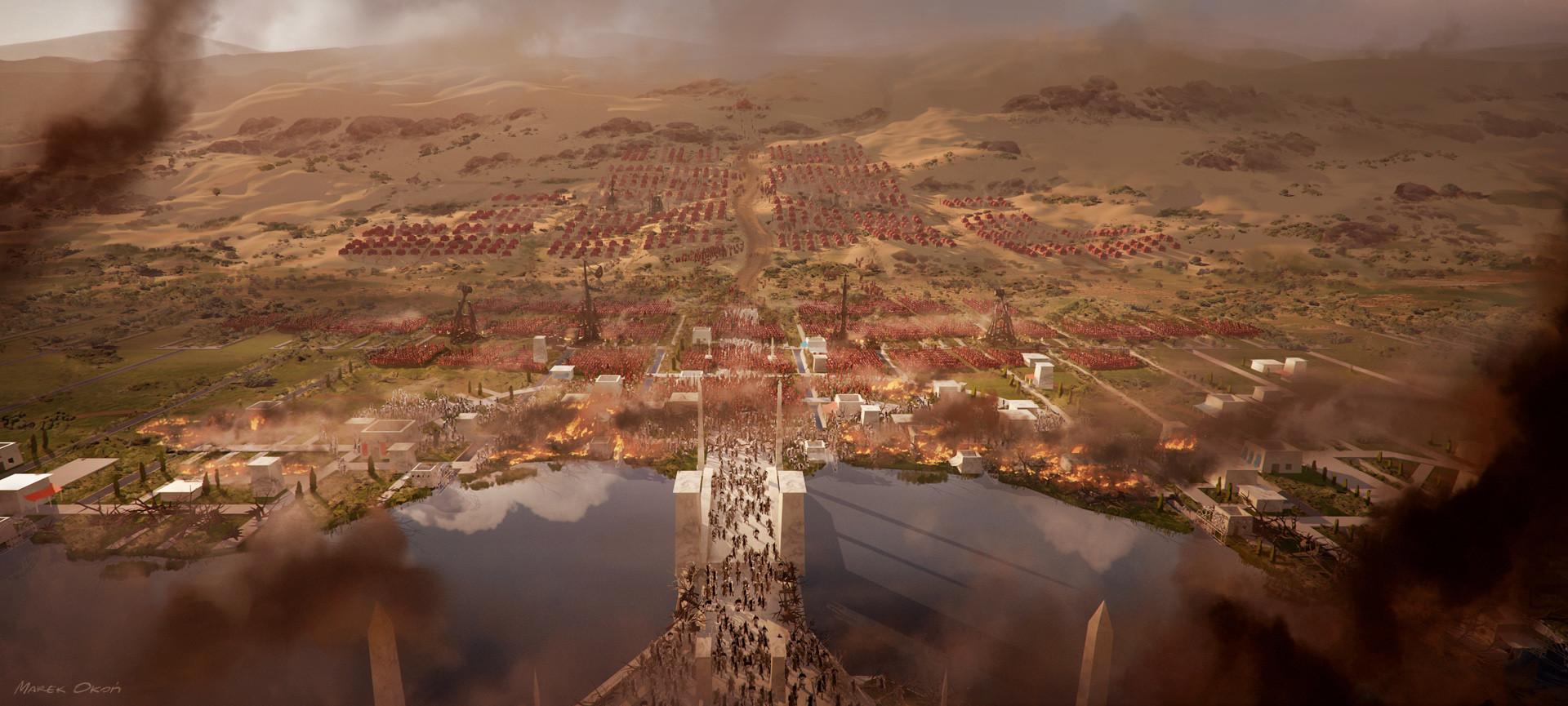 Gods of Egypt - Battlefield