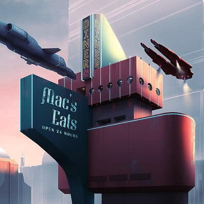 Christopher balaskas mac s eats 1920