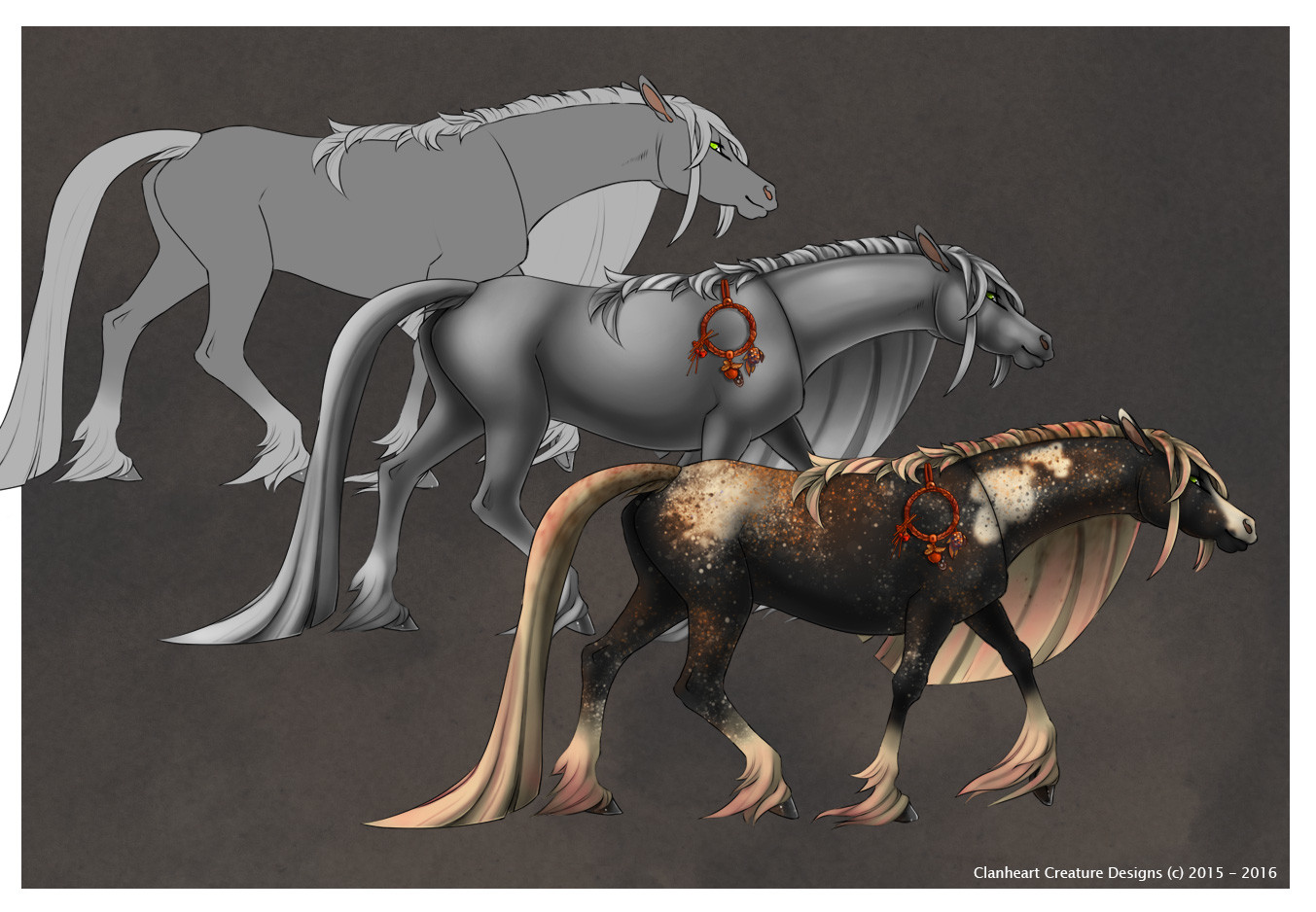 Maricela ugarte pena ch horse
