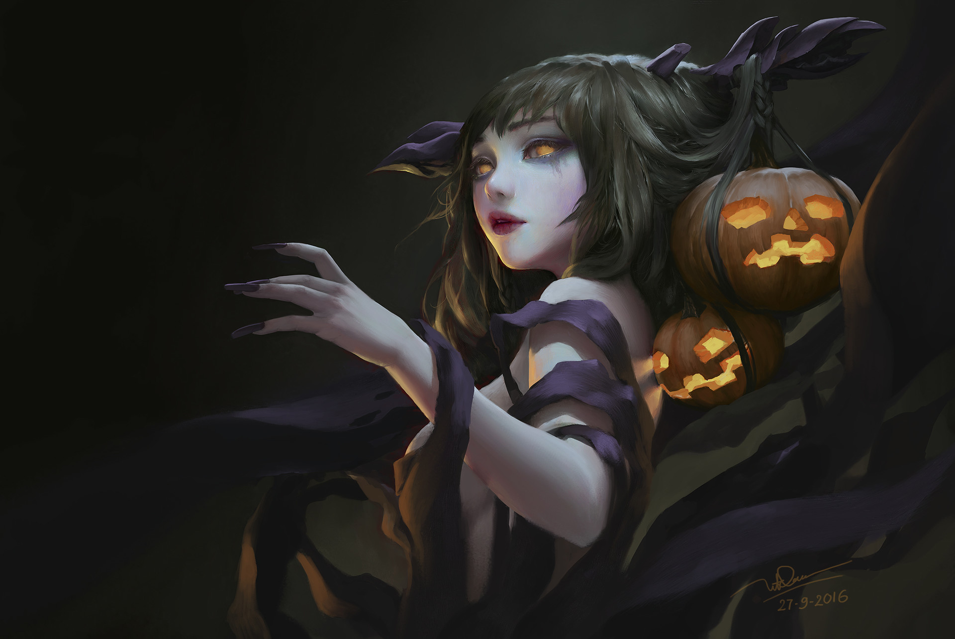 Dao le trong ms halloween 3