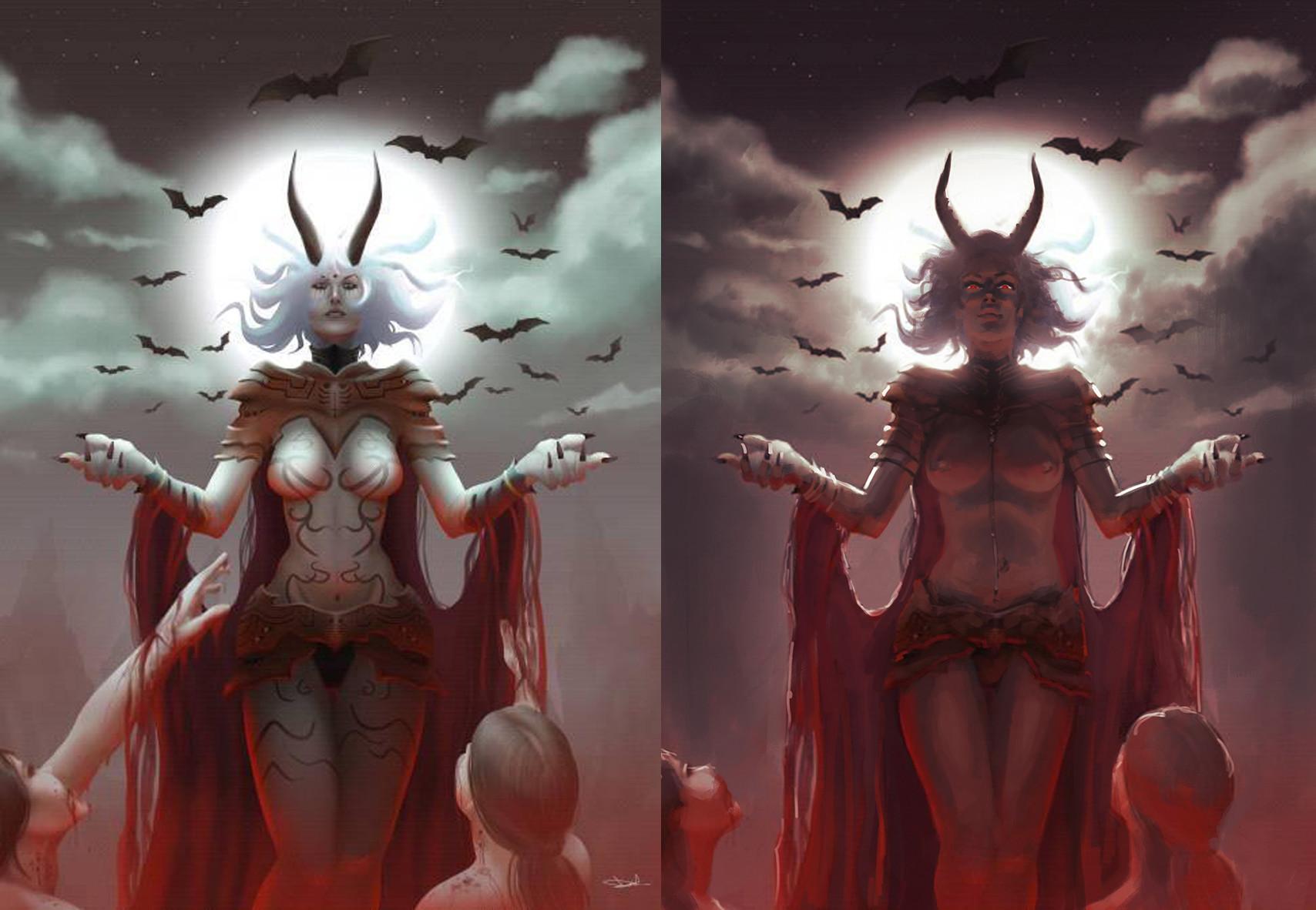 Kelvin liew vampire queen 2