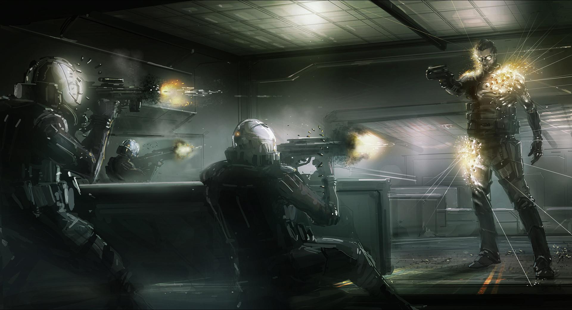 Mike chassagne dxmd augweapon titan