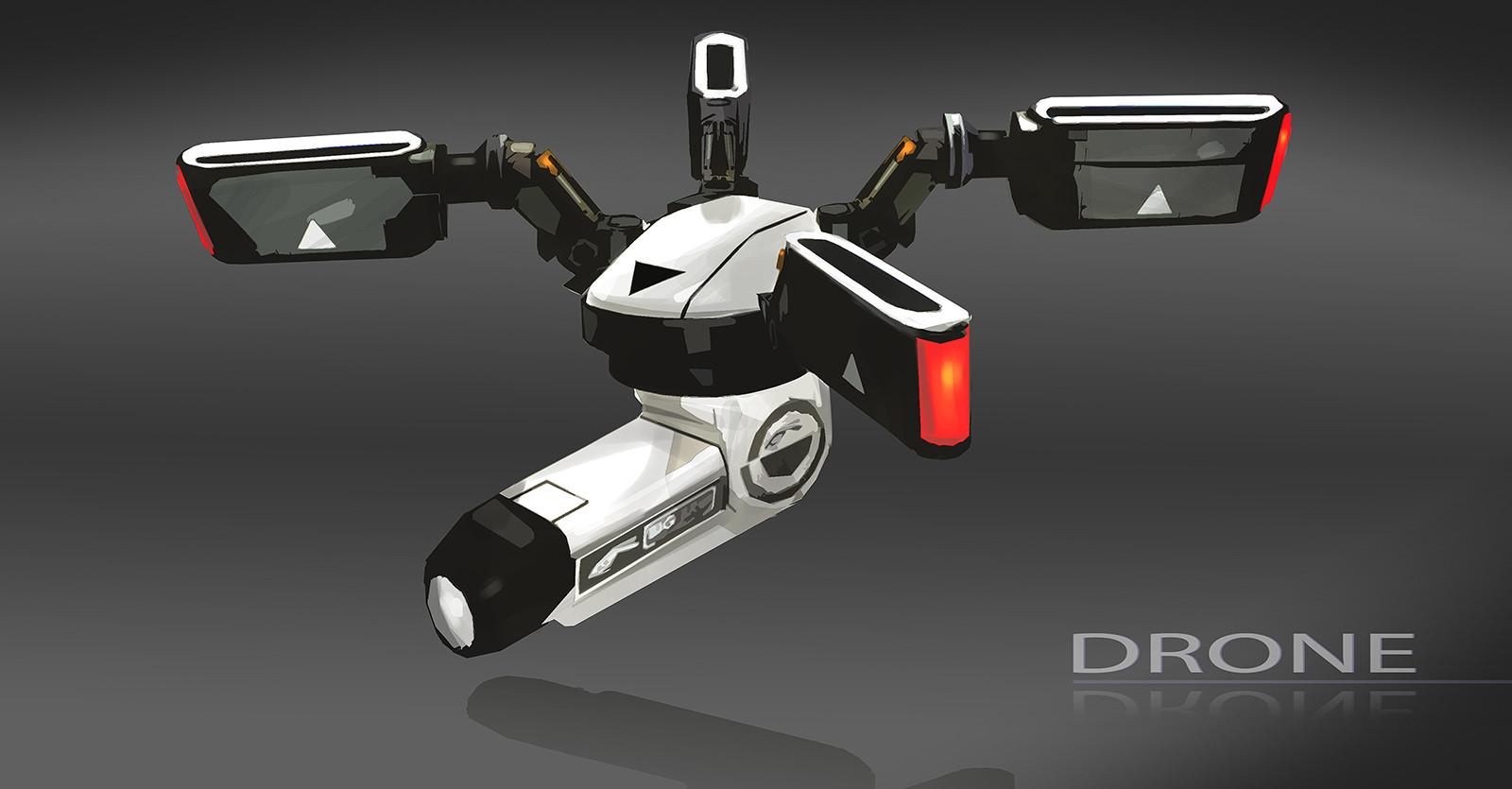 Mike chassagne dxgo camera drone
