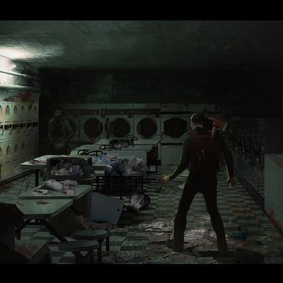 Ricardo guimaraes haunted laundry 11
