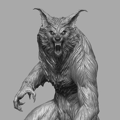 Jesse sandifer werewolf final 3