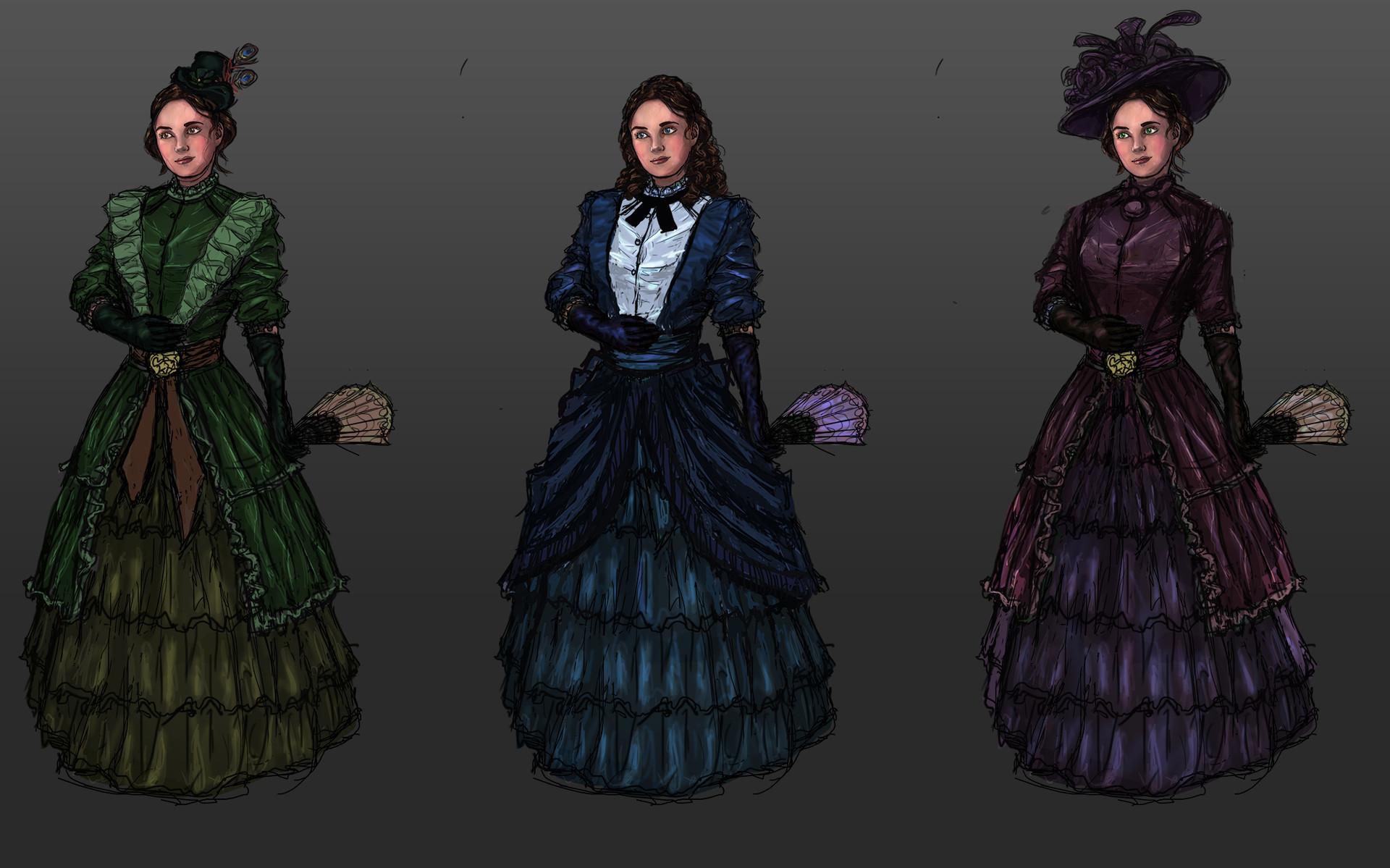 Rob smyth victorian ladies