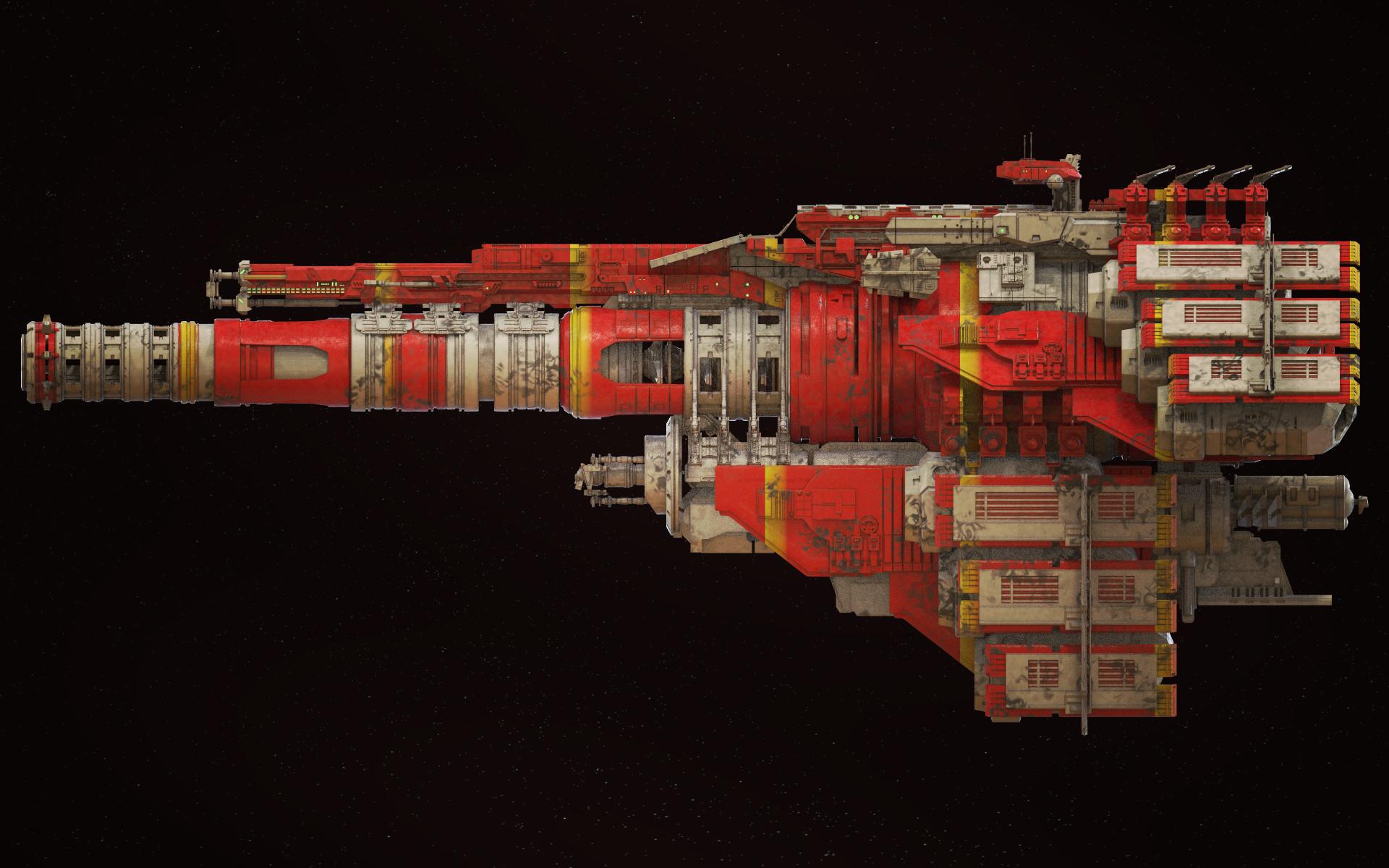 Ben nicholas legionnaire carrier quintus 08