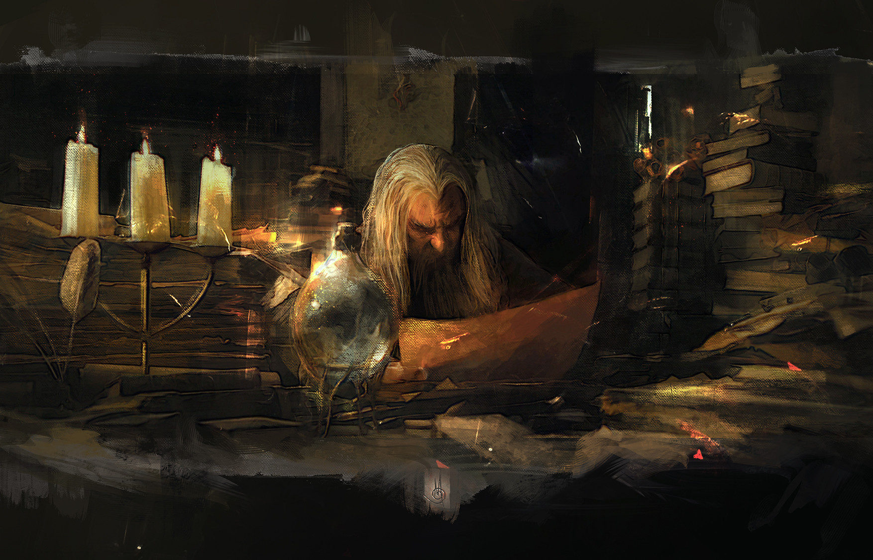 Murat gul gandalf by muratgul