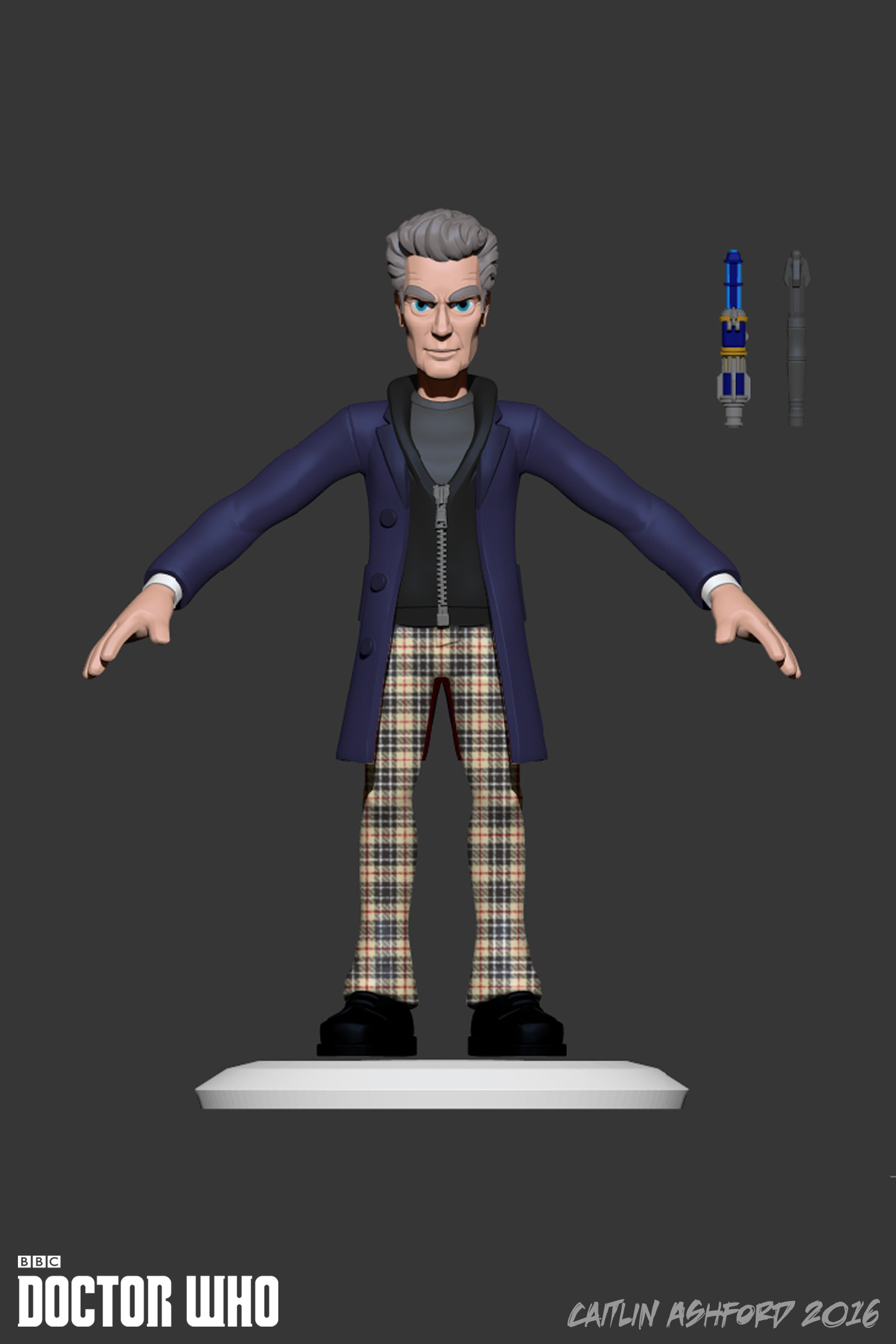 Caitlin ashford dw the doctor capaldi final tpose2