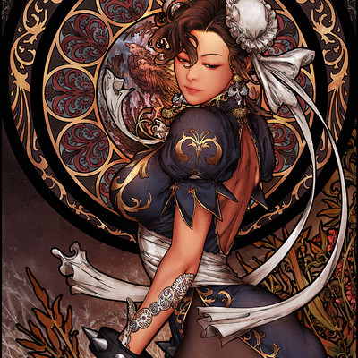 Woo kim chunli color 740
