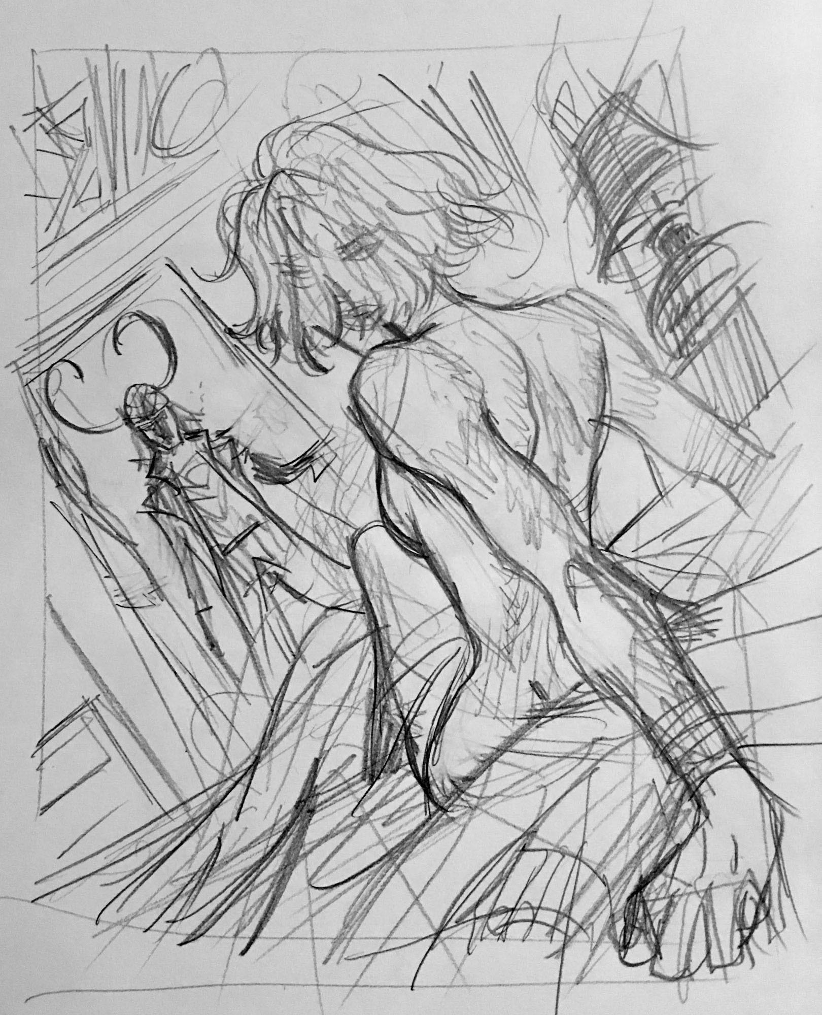 Daniele afferni daniele afferni artist natashasecretlovers loki pencil