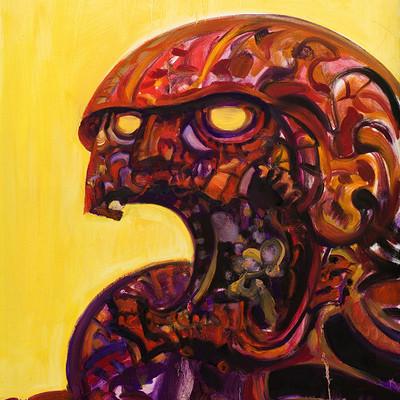 Daniele afferni daniele afferni artist paint oil inarrestabile