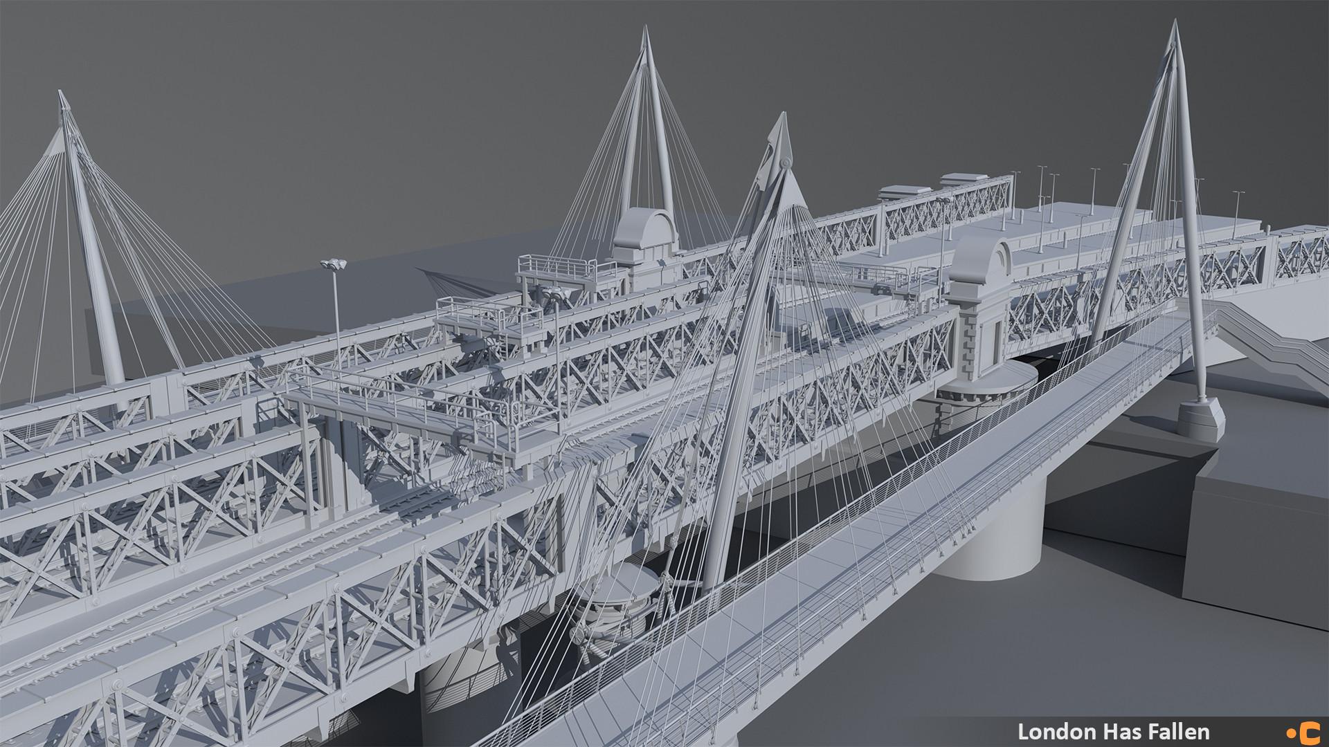 Martin krol hungerford bridge 4k 02