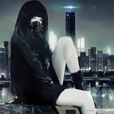 Aoi ogata hate city