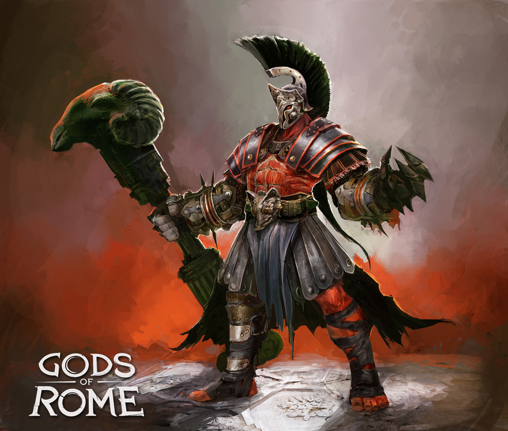Alexandre Chaudret Gods Of Rome Event Characters