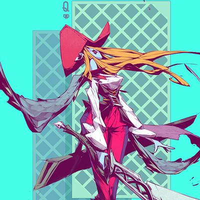 Tan zhi hui pirate queen 3