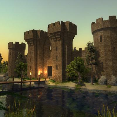 Johnathan reid sunset castle