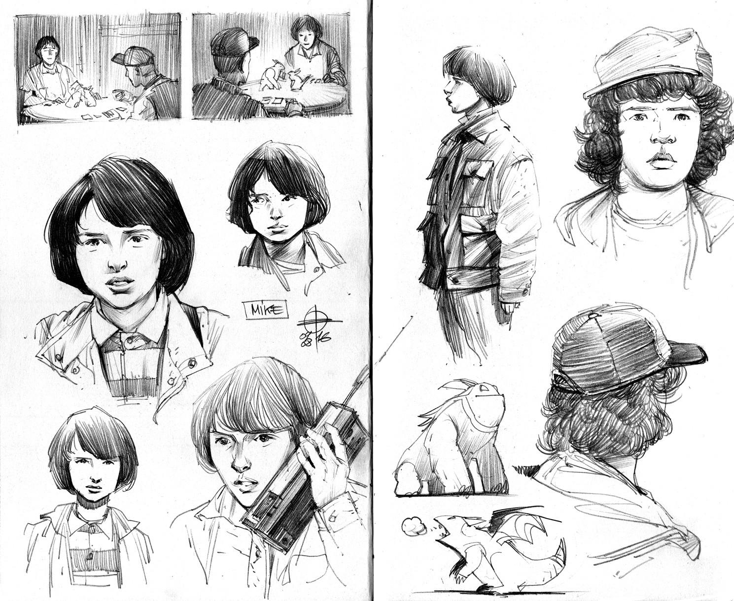 Renaud roche holo sketches web