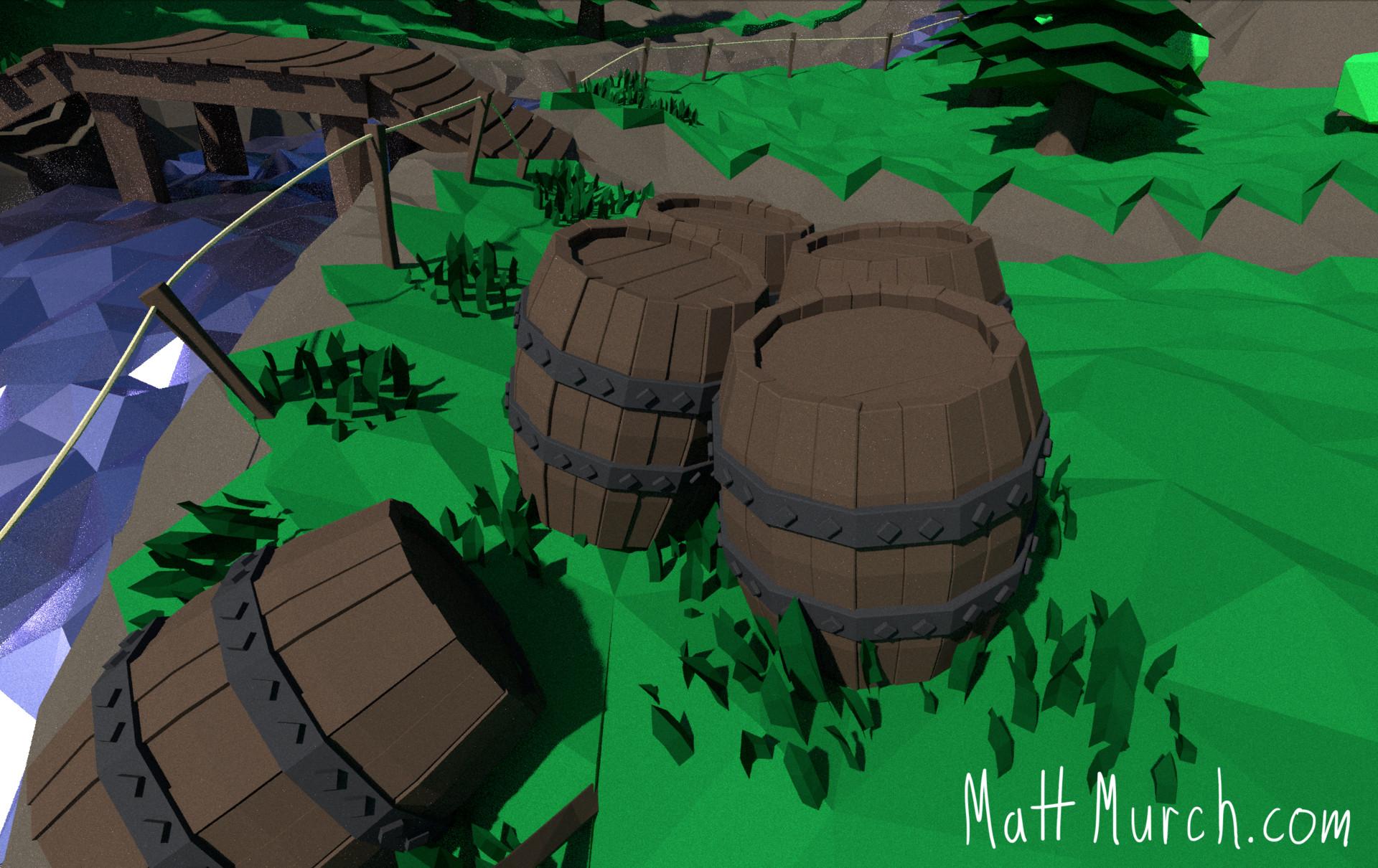Matt murch barrels