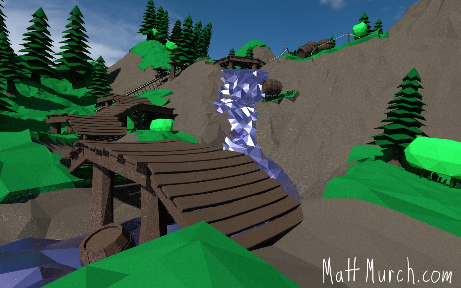 Matt murch bridge