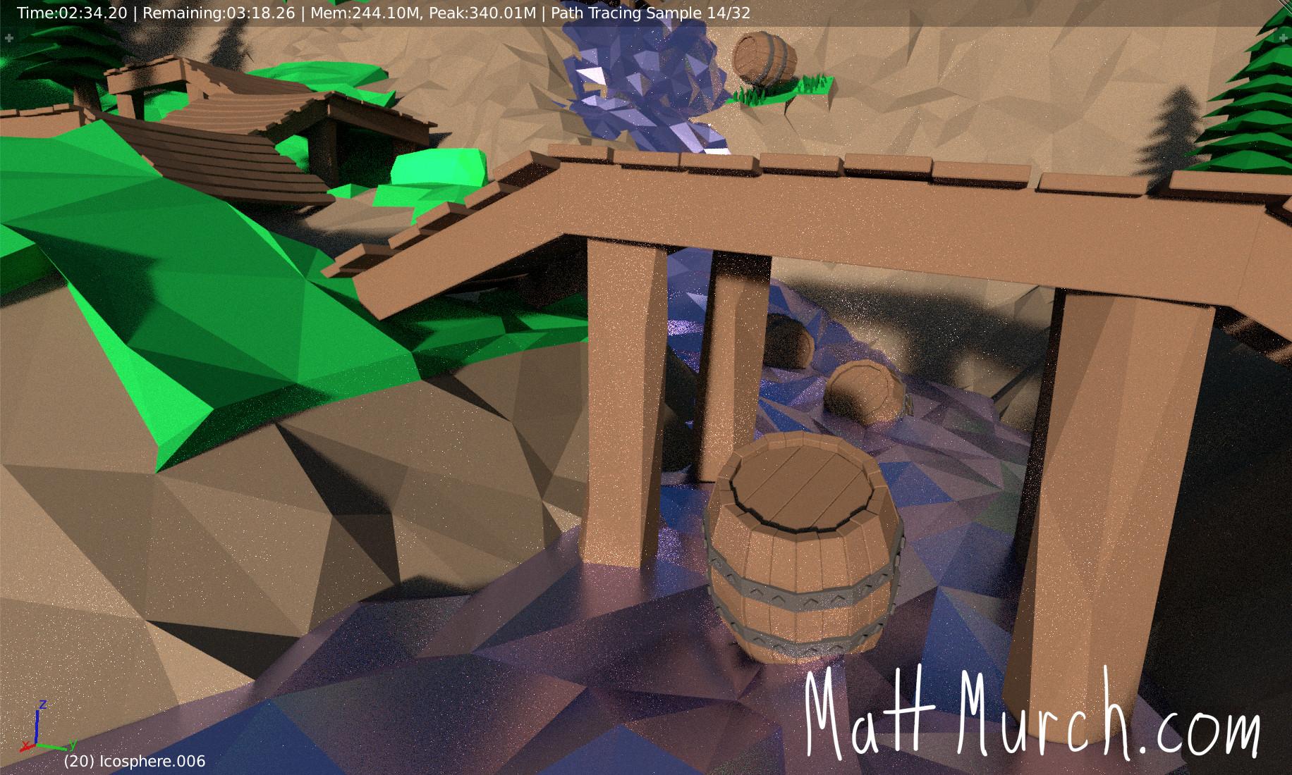 Matt murch bridge2