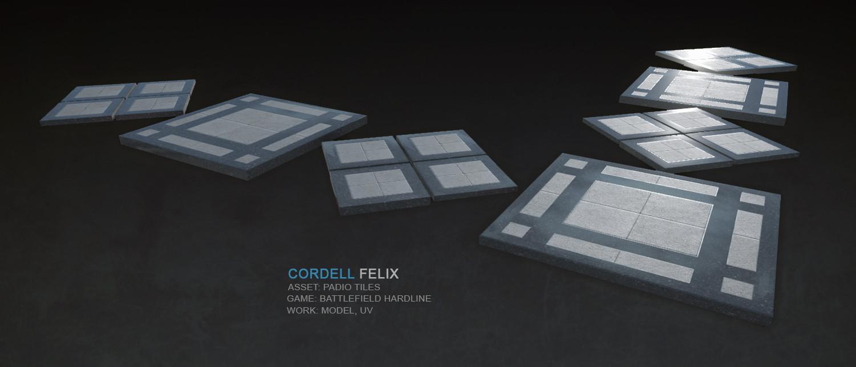 Cordell felix padiotiles bfh