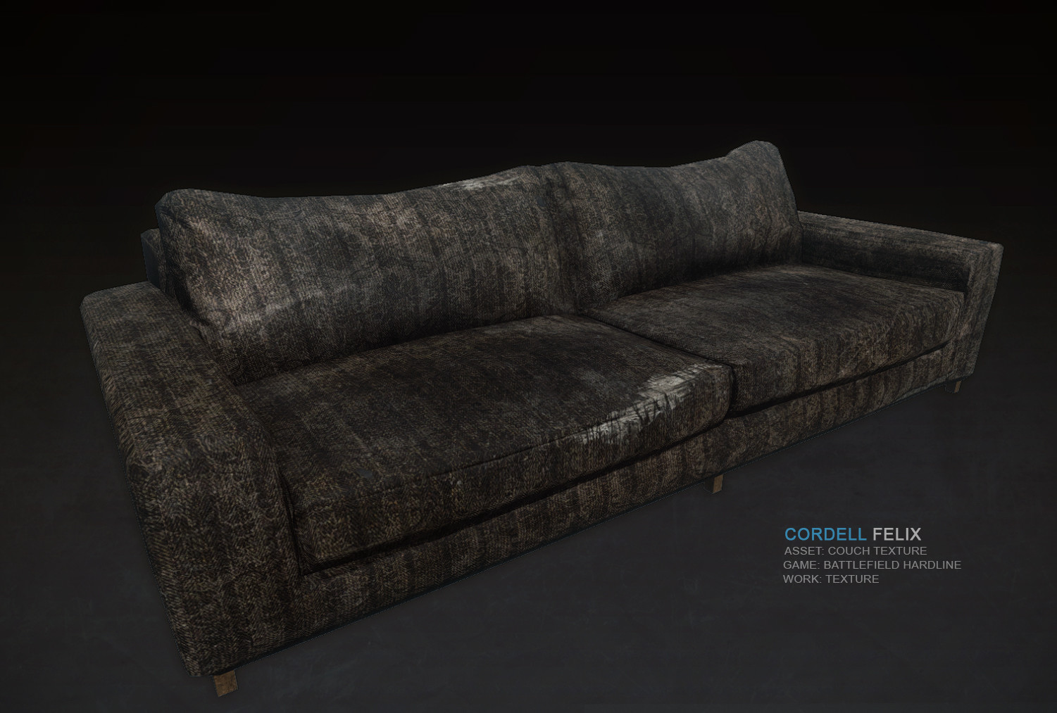 Cordell felix couch bfh