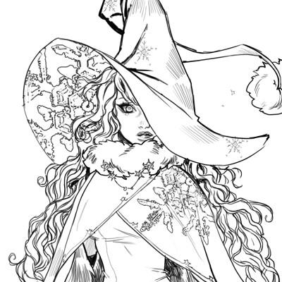 Amanda schank season witch
