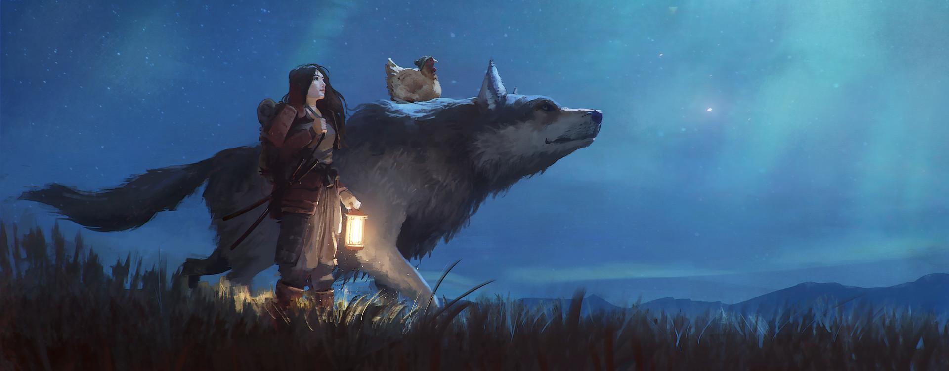 Julien gauthier bb wolf