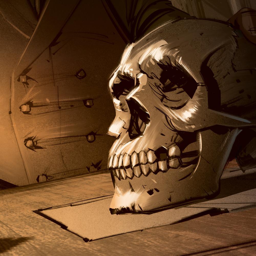 Renaud roche skull crop01