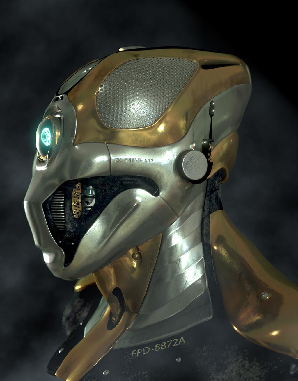 Eric keller maya2017 robot image1