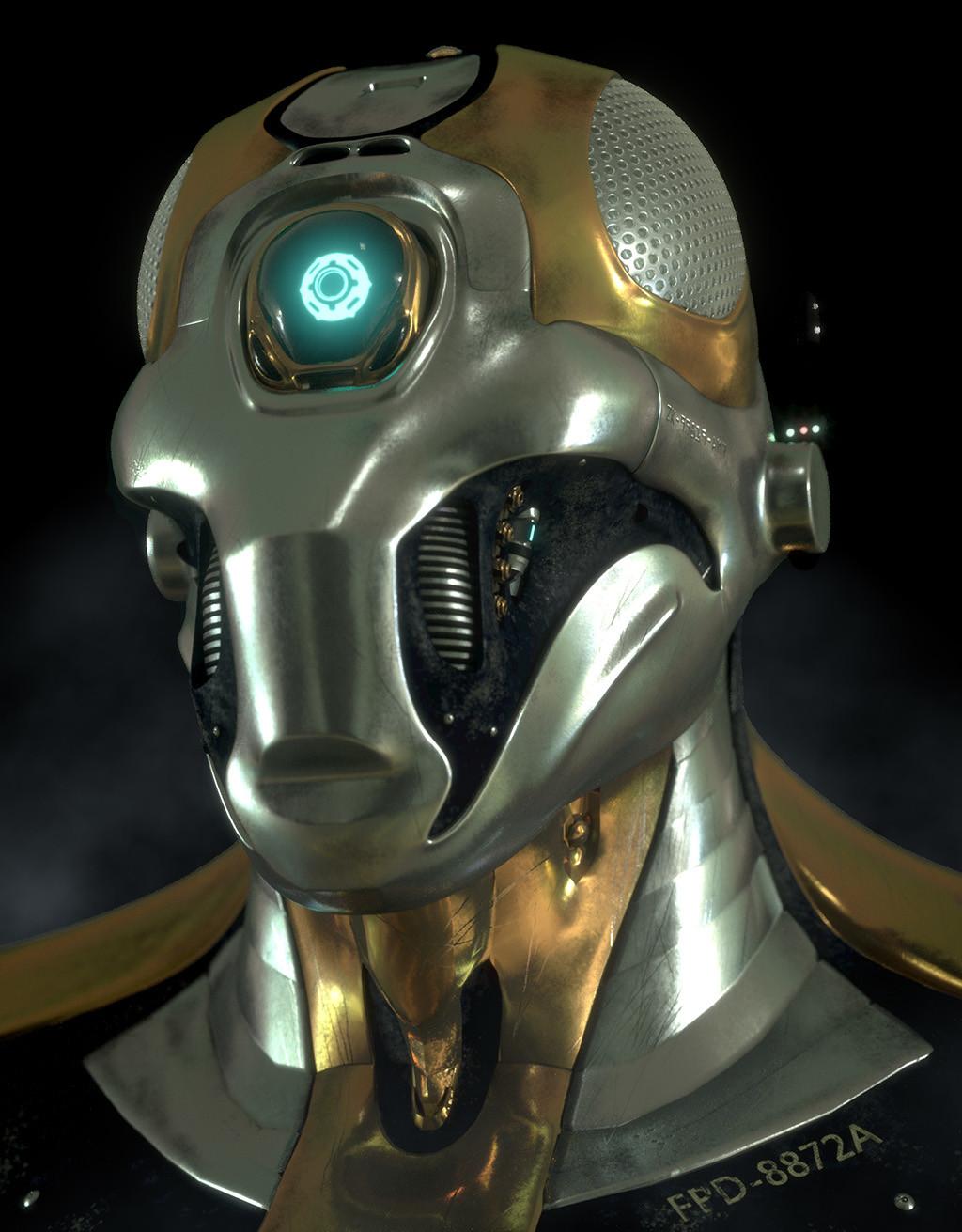 Eric keller maya2017 robot image4
