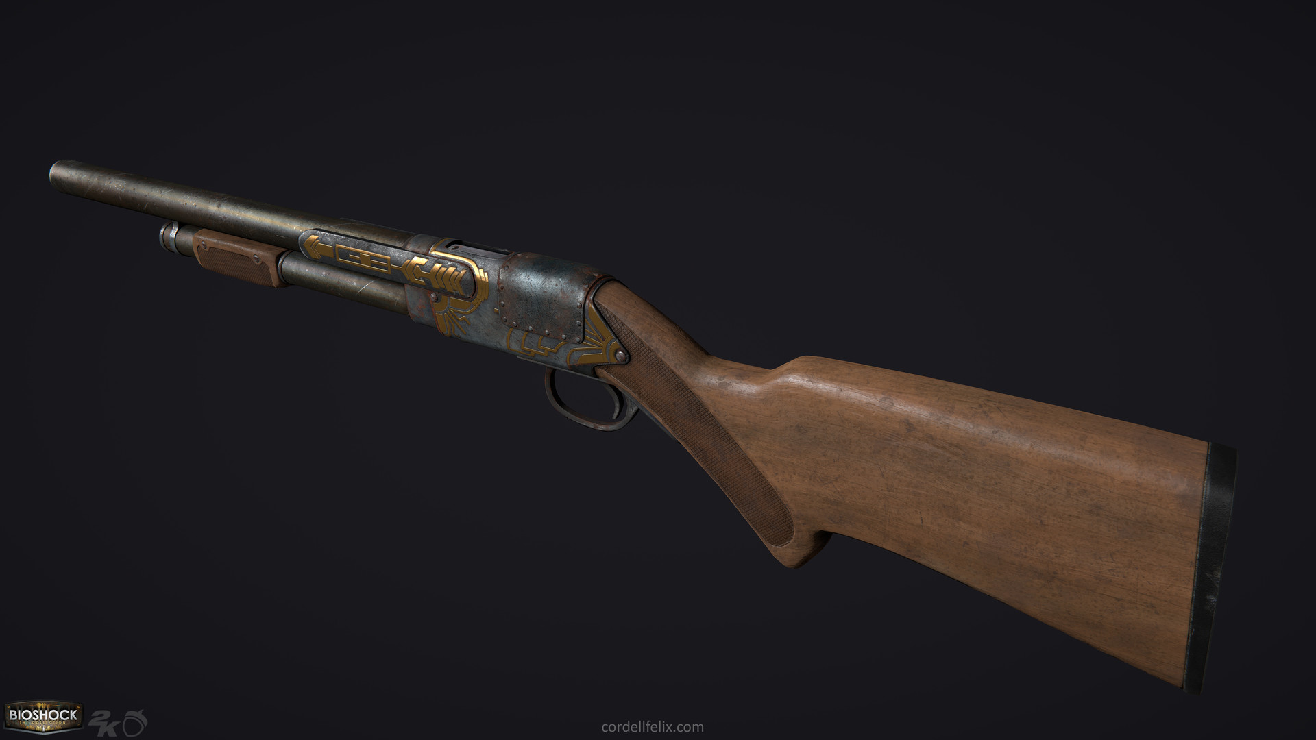 Cordell felix cordellfelix shotgun 06