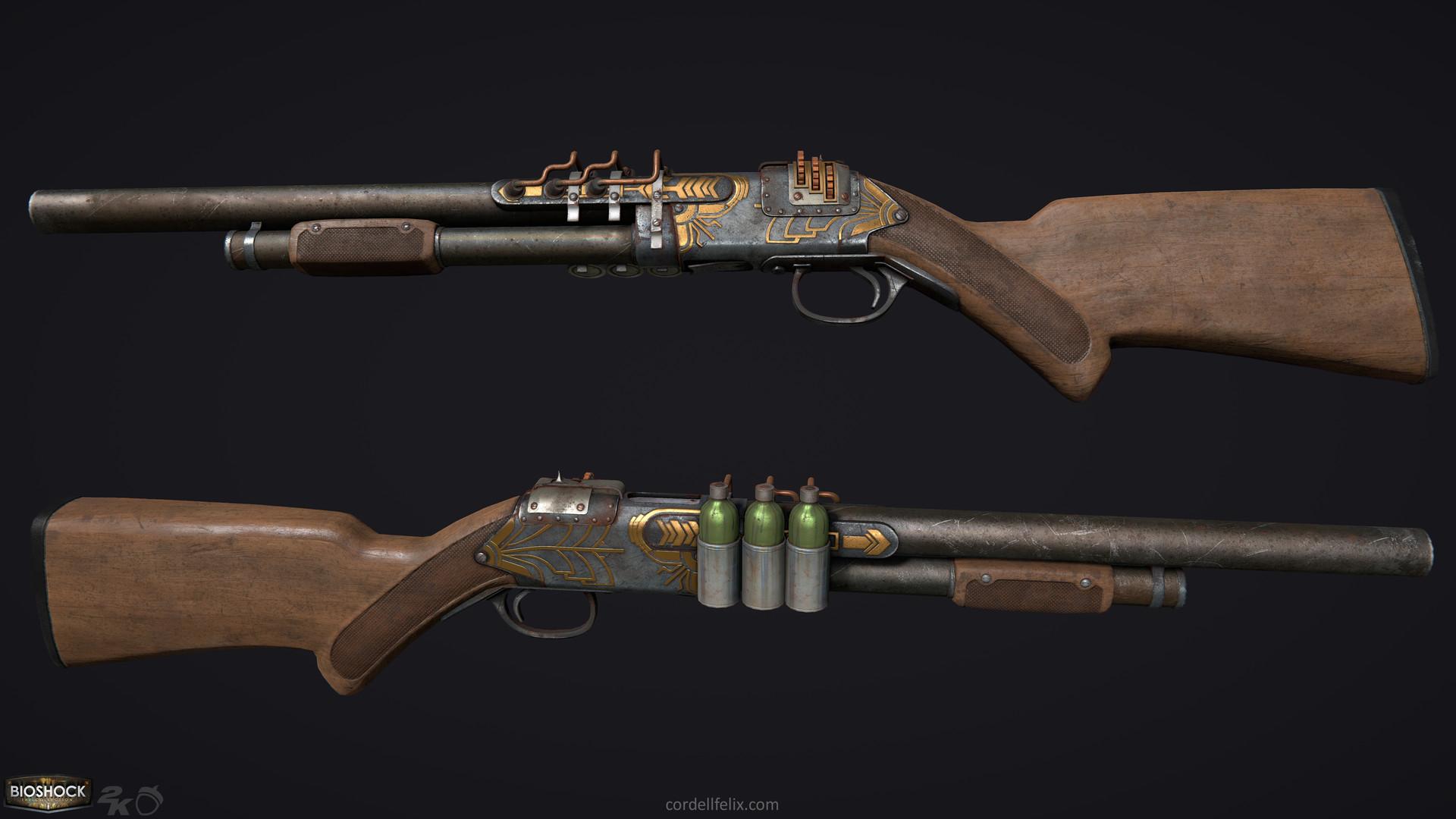 Cordell felix cordellfelix shotgun 03