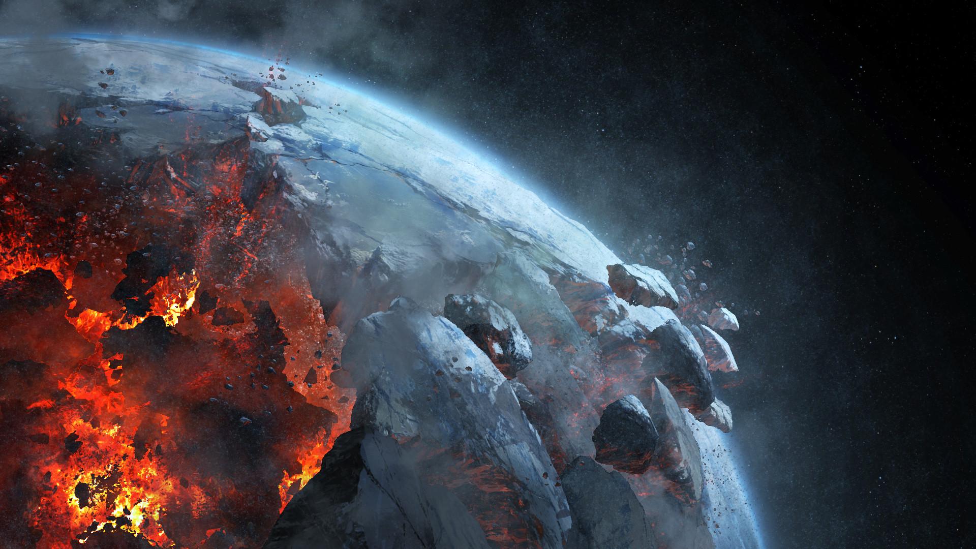 Tu bui planet explosion