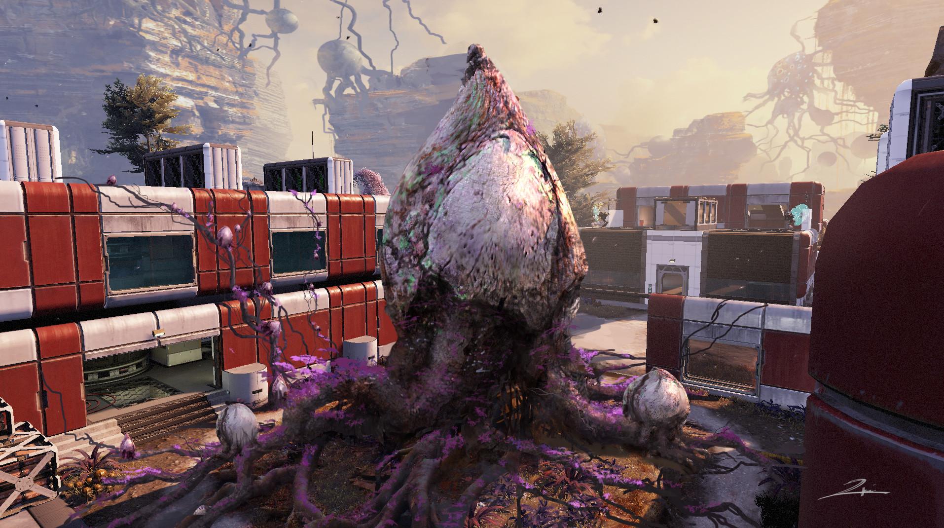 Tu bui eggplant gamespace