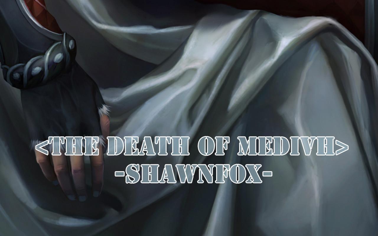 Shawn fox the death of medivh 05