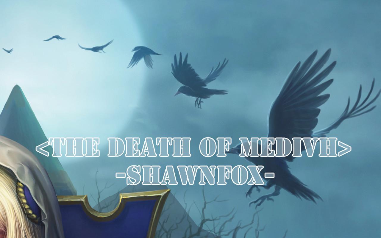 Shawn fox the death of medivh 07