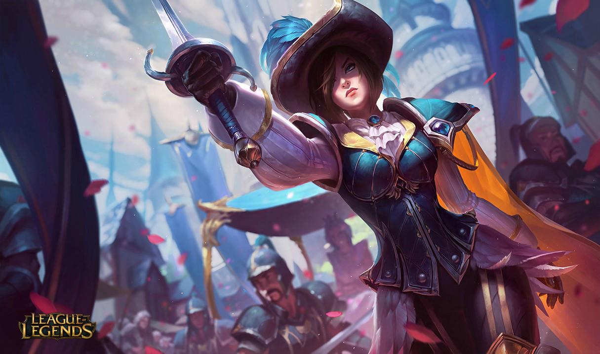 Bo chen royal guard fiora