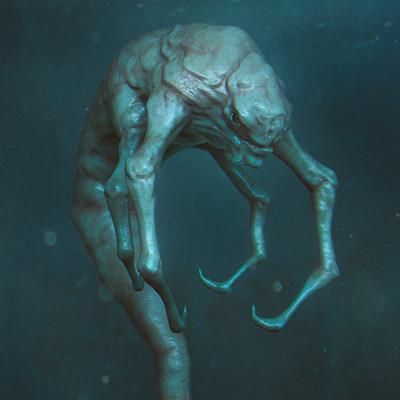 Ste flack sea slug