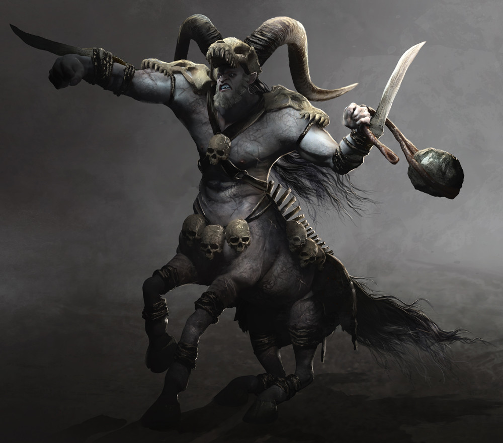 Mythic Battles Pantheon: Characters