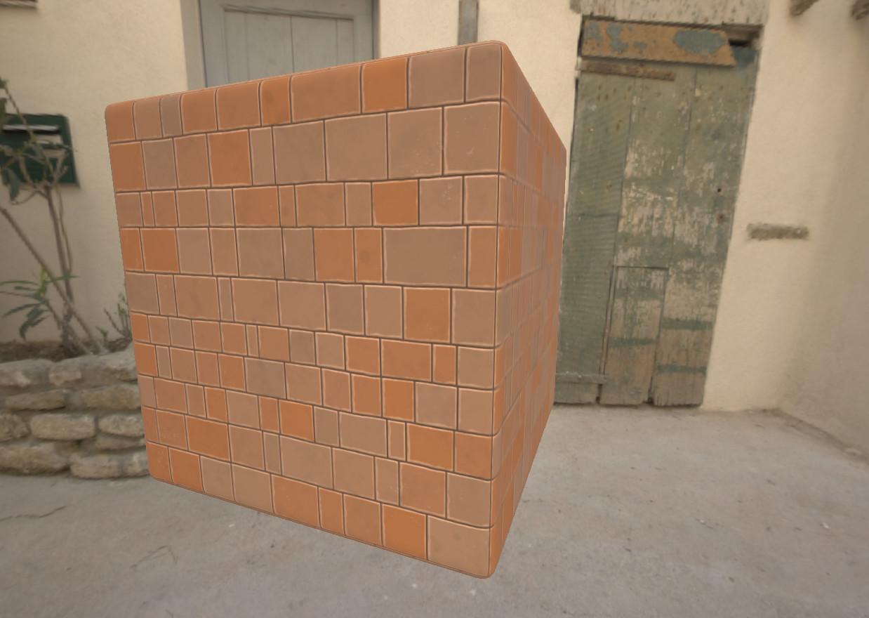 Ole midthun anubis stone wall