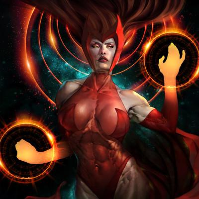 Michele frigo scarlet witch