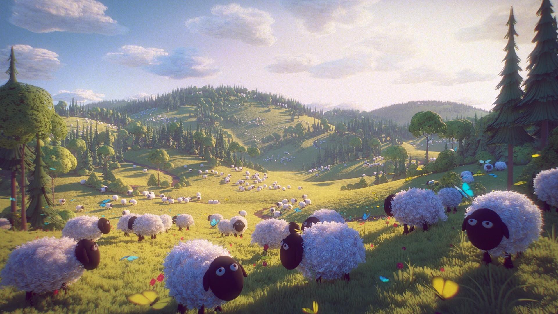 Milan vasek sheepland final3