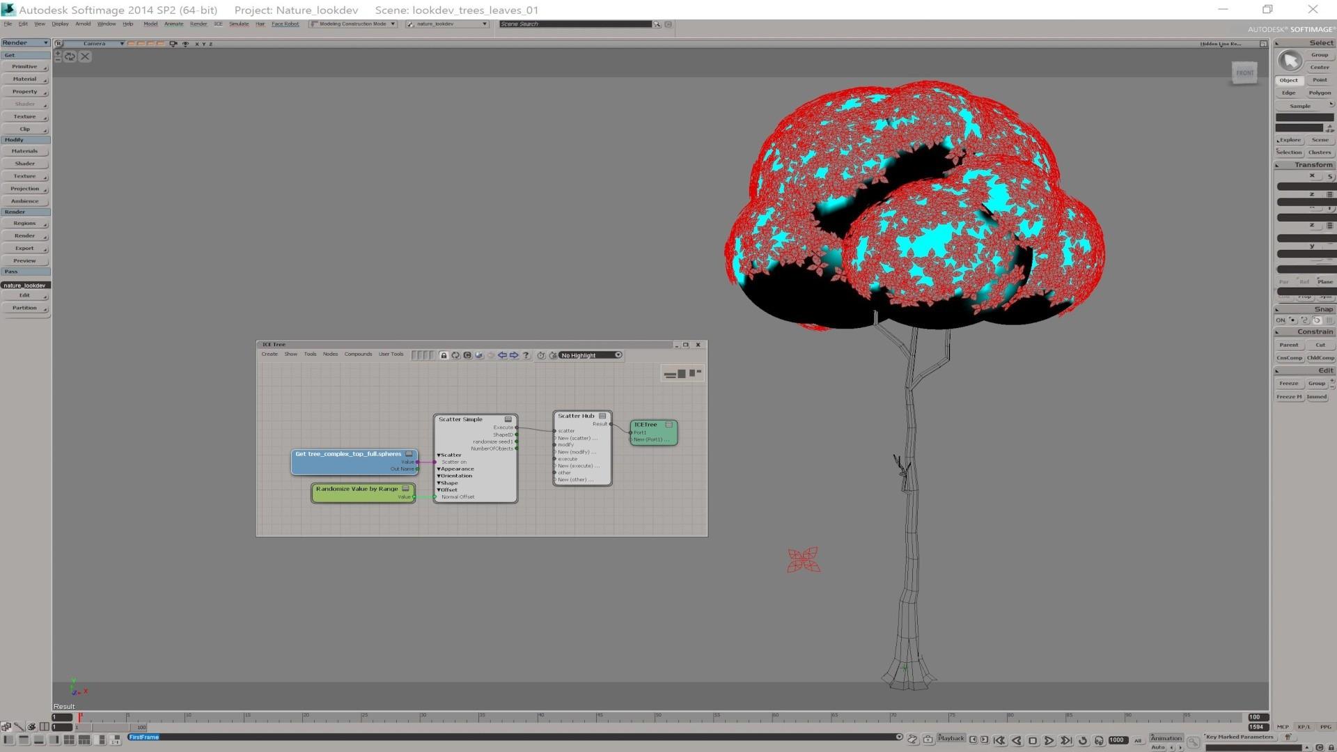 Milan vasek tree screenshotx