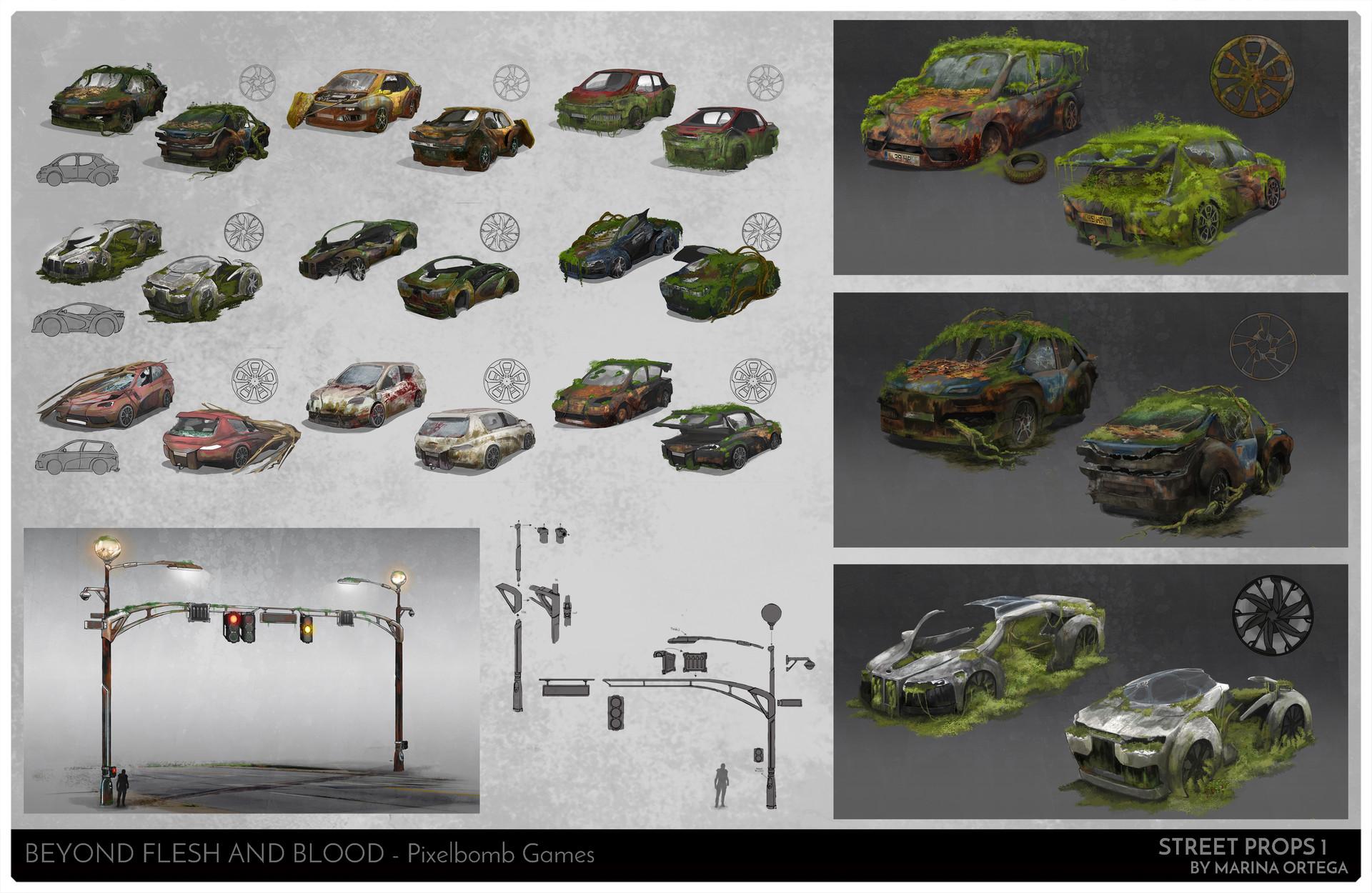 Marina ortega www artofmarinaortega com concept art page6 streetprops1