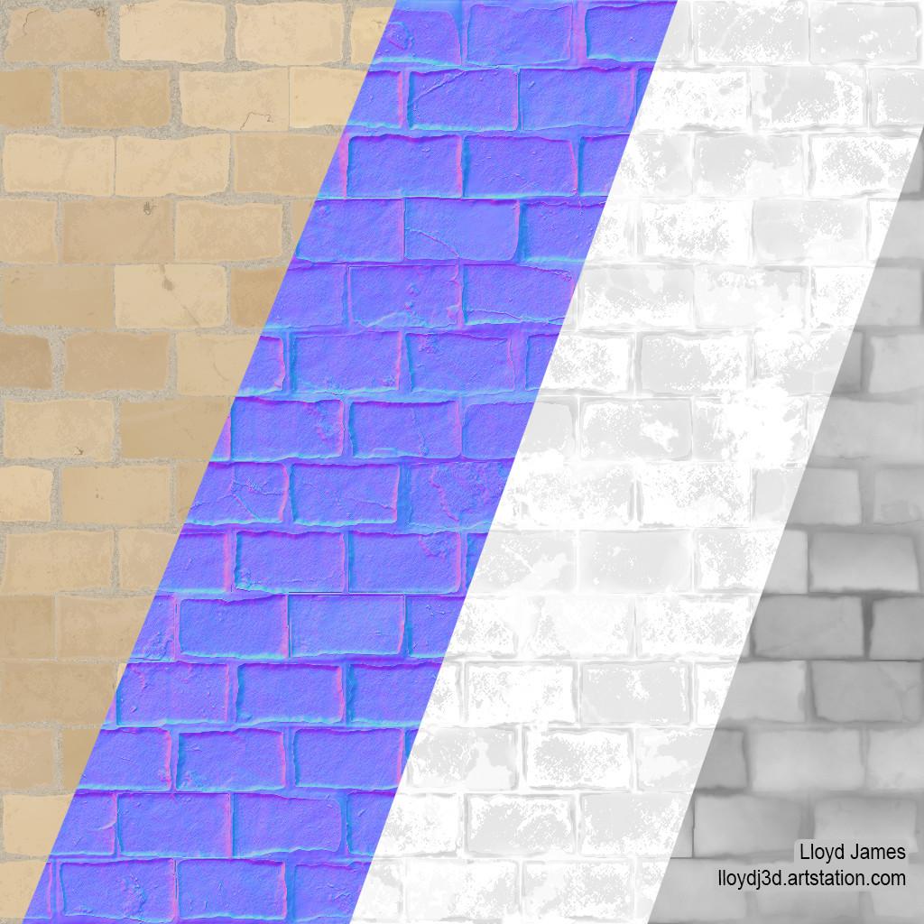 Lloyd james sandstone wall bd