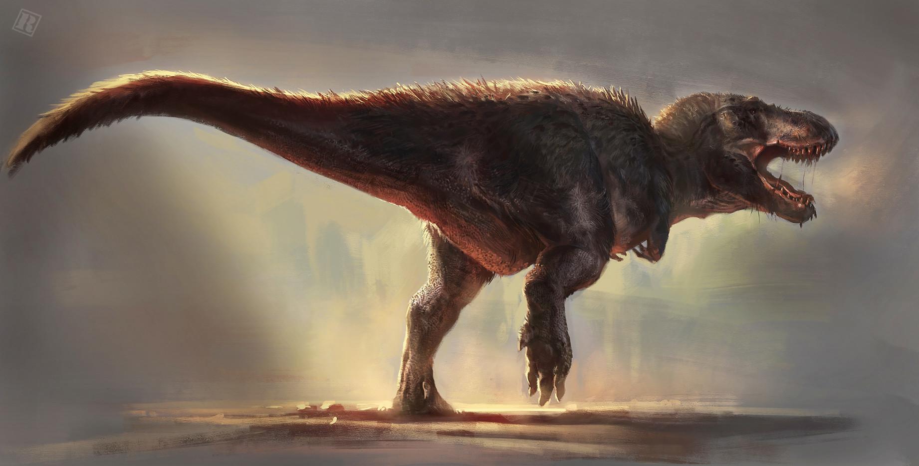 Raph lomotan raph04art tyrannosaurus rex by raph04art dakmesu
